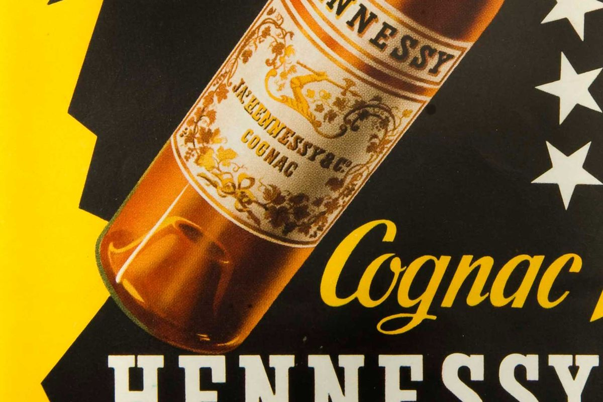 Vintage Hennessy Cognac Ads - Bloomberg