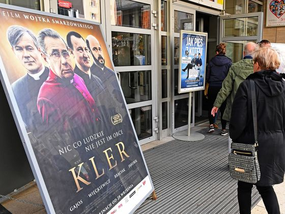 Film About Catholic Church Pedophilia Sets Box-Office Record in Poland