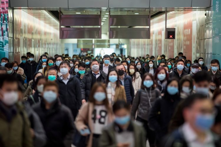 Hong Kong Reopens To Crisis As Virus Tests Market Resilience