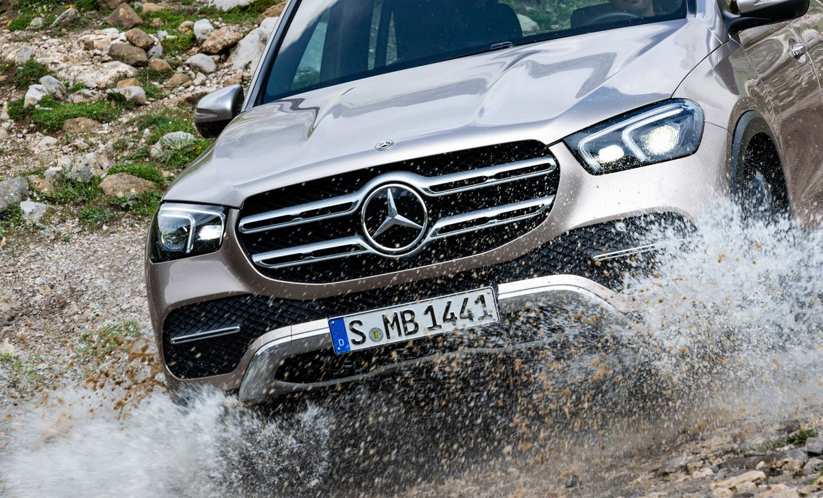 The Non-Flashy SUV That's Secretly Supporting Mercedes's Bottom Line