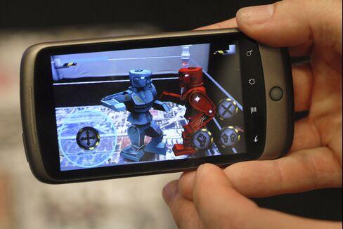 Mobile Phone High Resolution Cameras Drive 2011 Shipments