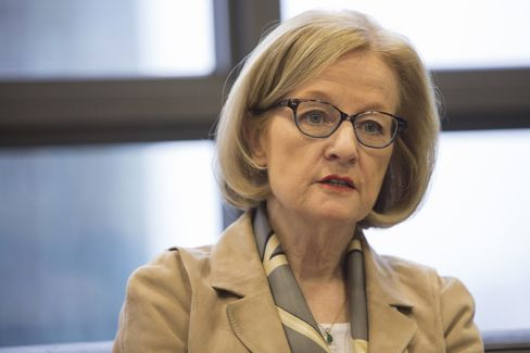 ECB Supervisory Chief Daniele Nouy