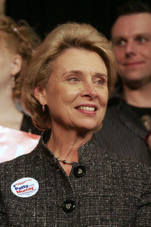 Washington's Governor Christine Gregoire