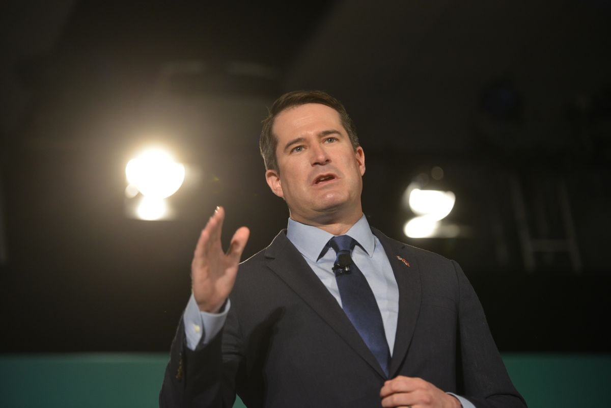 Seth Moulton Drops Out of 2020 Democratic Presidential Race