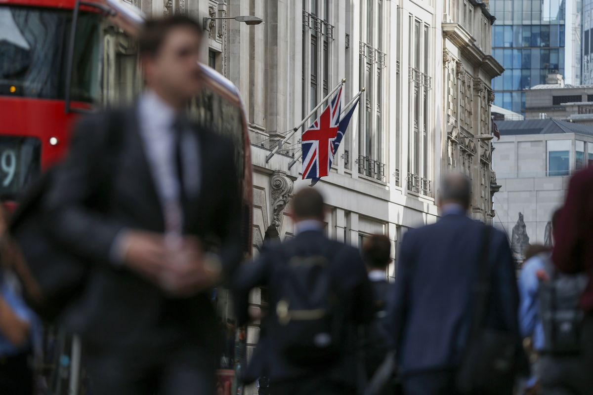 Brexit Has Cost London Just 1,000 Investment Bank Jobs So Far