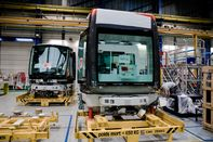 Alstom SA TGV Train And Tram Assembly Line