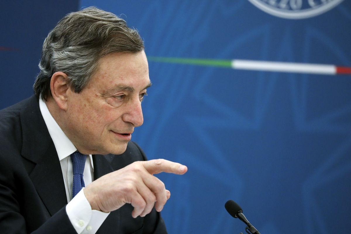 Italy budget deficit target of 11.8% to keep the economy afloat amid Covid