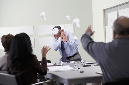 Office Bullies Pick on Their Unattractive Co-Workers