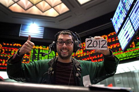 Last Day for 2011 Trading at the Chicago Board of Trade