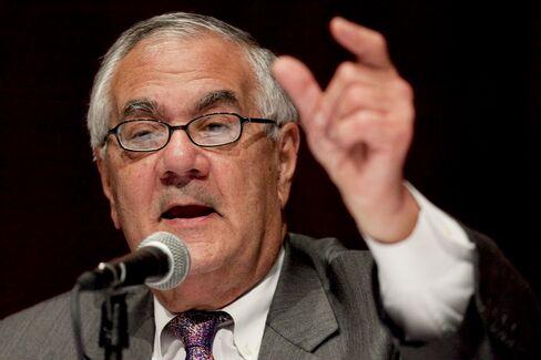 U.S. Representative Barney Frank