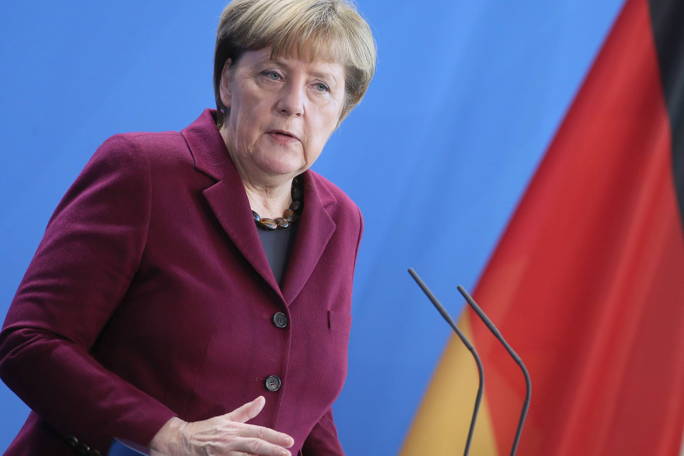 Germany's Election Is Full of Pitfalls for Angela Merkel