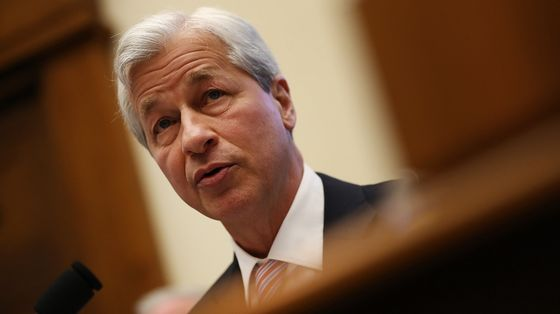 Dimon Says JPMorgan to Review Contracts Amid Debt Limit Impasse