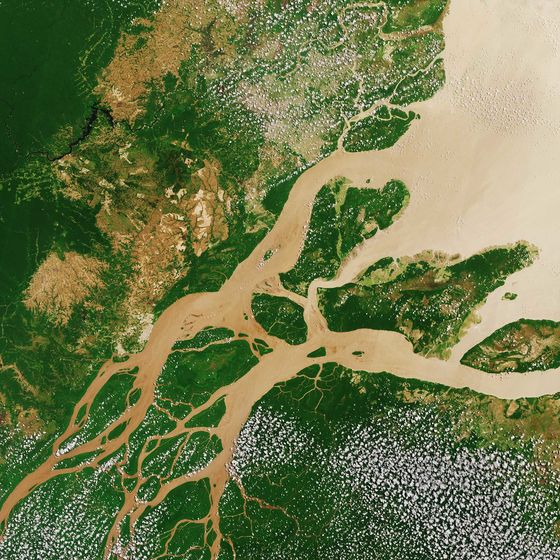 All the Things Satellites Can Now See From Space