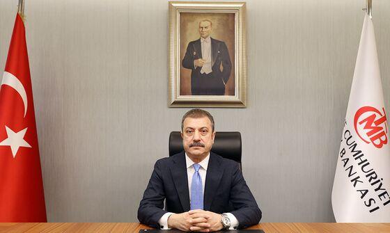 Erdogan Reshuffles Central Bank Again With New Deputy