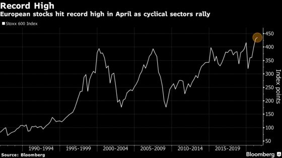 European Stocks Pause Record Rally as Focus Shifts to Earnings