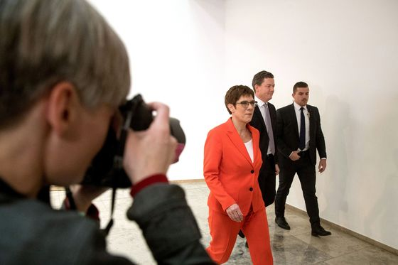 Merkel Party Chief Faces Deepening Divide Over Far Right Episode