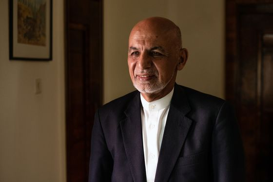 Ghani Seeks Re-Election to End War as Taliban Tightens Grip