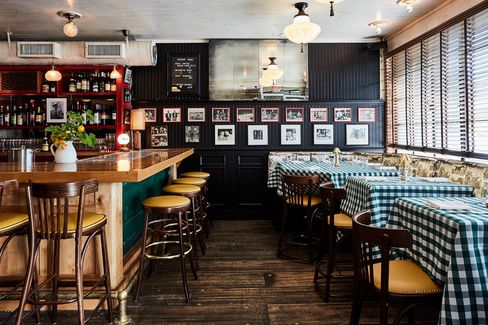 Little Jack's Tavern, in Charleston.