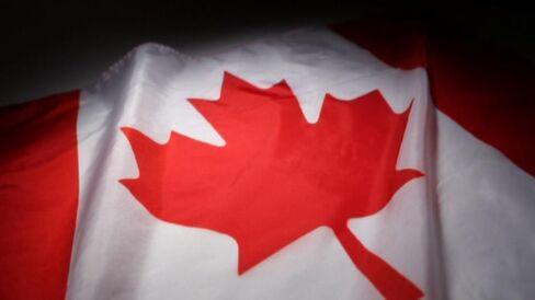 CANADA: Canadian Flag 2/21/14