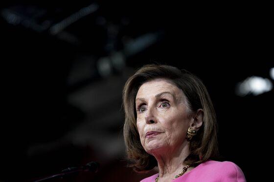 Pelosi's Democrats Head For Showdown This Week on Biden's Agenda