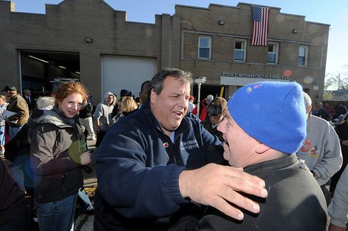 Chris Christie Really Doesn't Want Obamacare Near His State