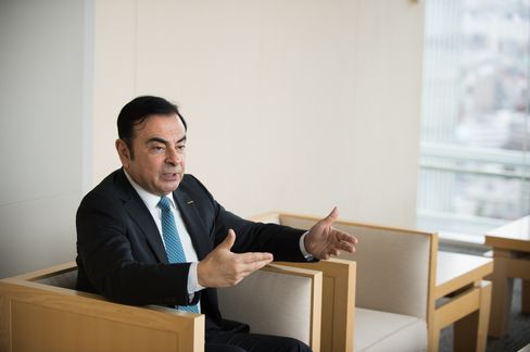 Nissan Motor CEO Carlos Ghosn Interview As The Company Named Hiroto Saikawa As New President