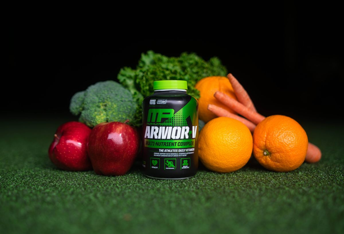 How MusclePharm Went From Swole to Twig