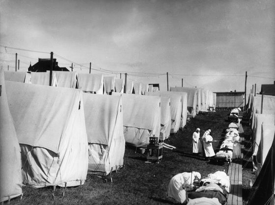 Covid-19 Toll in U.S. Surpasses 1918 Pandemic Deaths