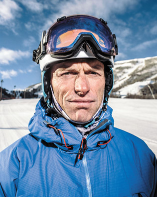 Cumming, CEO of Powdr, which claims the rights to Park City Mountain