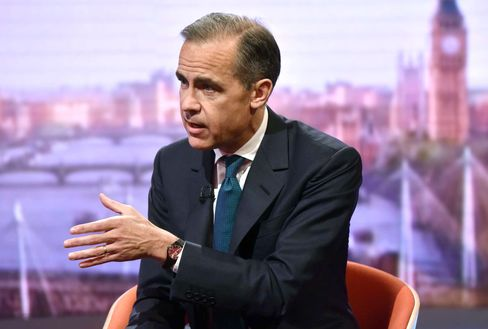 Mark Carney on the Andrew Marr Show May 15.