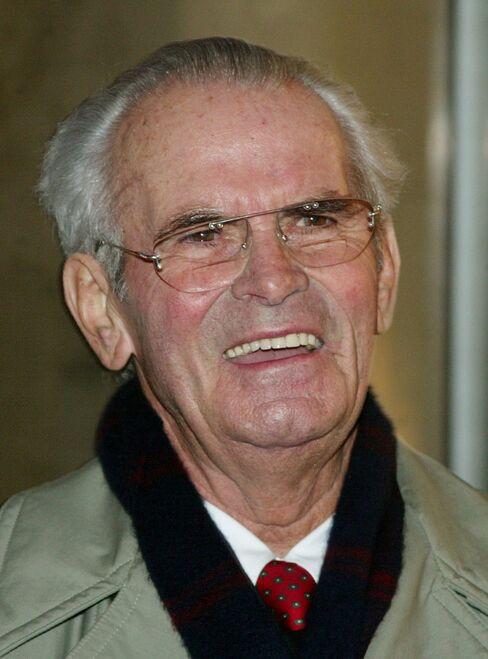 German Billionaire Otto Beisheim