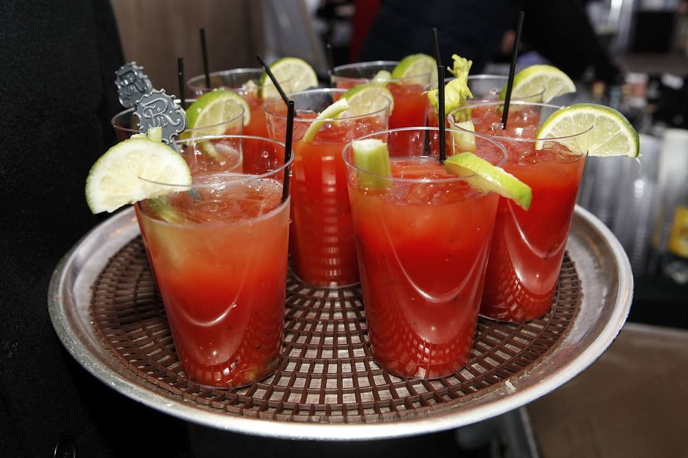 Six Easy Twists on the Bloody Mary