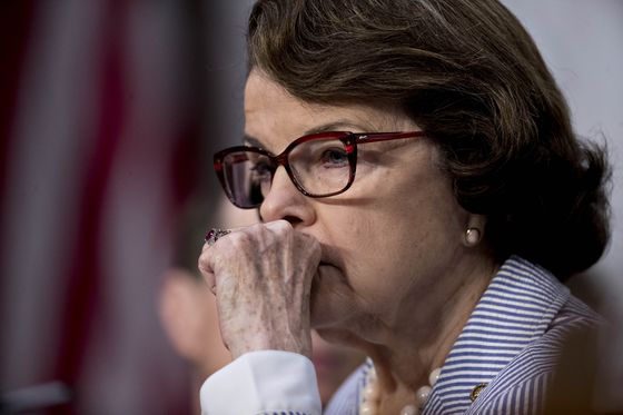 Feinstein Refers Mystery Kavanaugh Info to FBI, Sparking Confusion