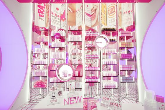 Challenging Young, Thin and Perfect Ignites Beauty Brand
