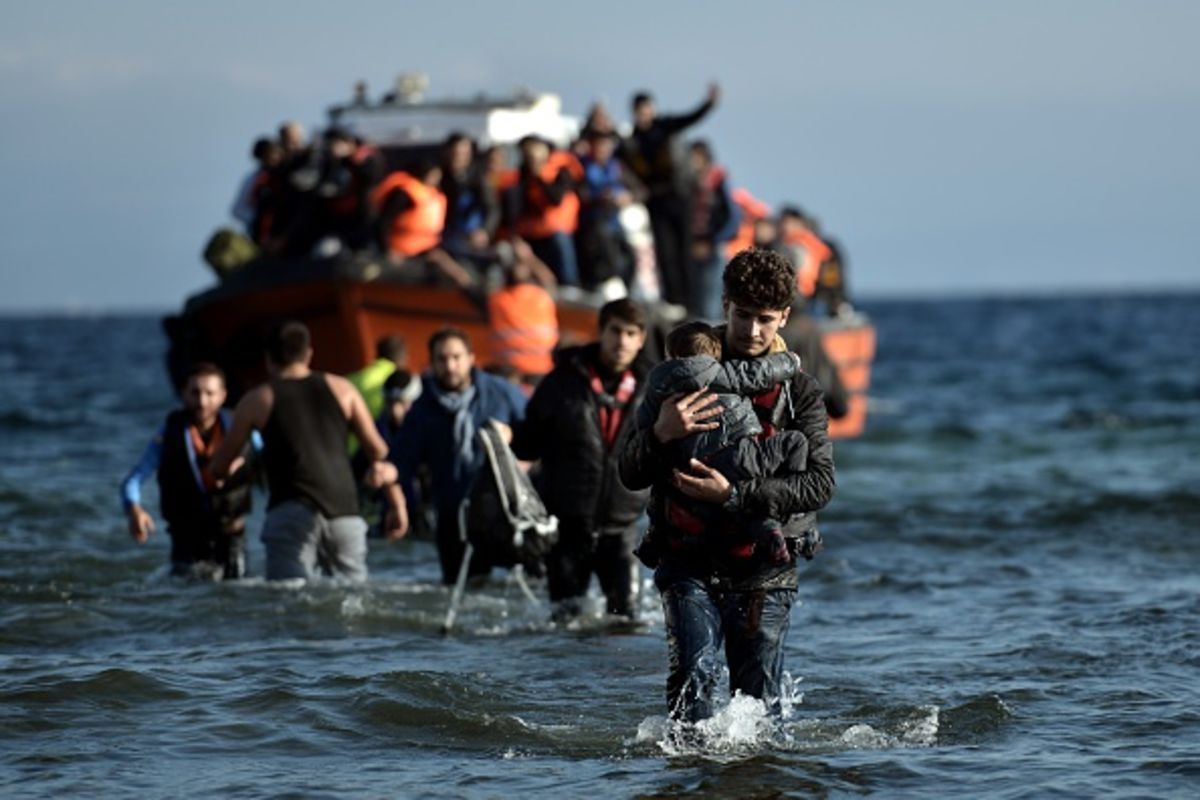 NATO Can Fight Terrorism and Help Refugees