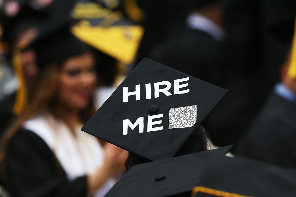 A Degree May Be Necessary in America, But Maybe Not Sufficient