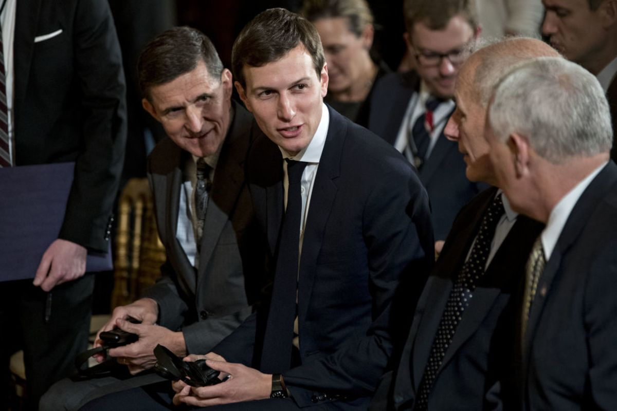 Kushner Is Said to Have Asked Flynn to Contact Russian Envoy