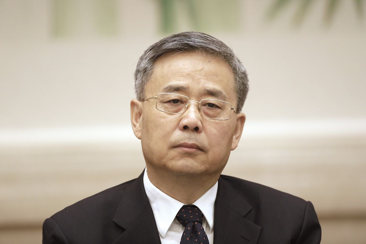bloomberg.com - China Top Financial Watchdog Blasts 'State Monopoly' Accusation