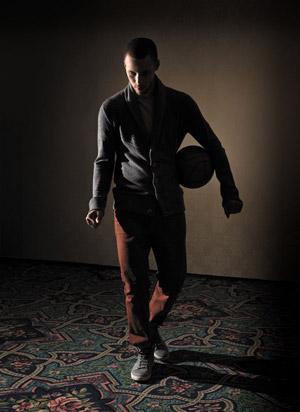 Stephen Curry Steps Into the NBA Spotlight