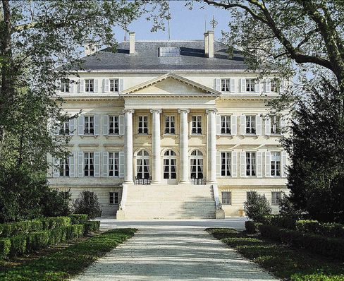 First growth Château Margaux, one of Bordeaux's grandest châteaux, will host more than 1,000 tasters in their cellars during next week's en primeur tastings.