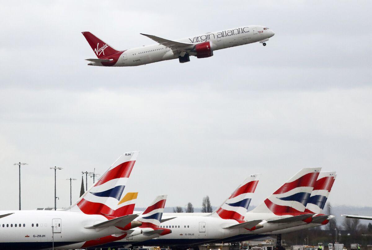 Branson Cedes Virgin Atlantic Control to Safeguard 'True Love'