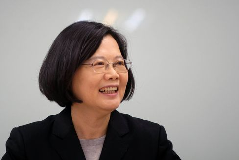 TAIWAN-CHINA-POLITICS-DPP-TSAI