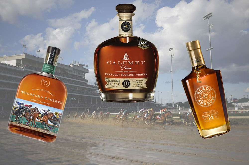 Like the Derby, There's No Clear Winner in This Kentucky Bourbon Taste Test
