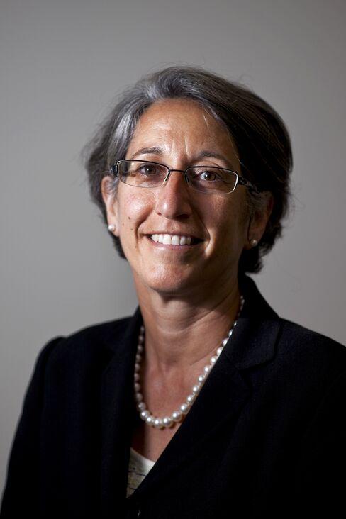 Blackrock Inc. Vice Chairman Barbara Novick