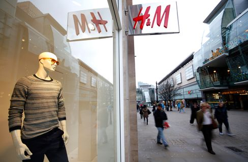 H&M Second-Quarter Profit Misses Estimates on Strength of Krona