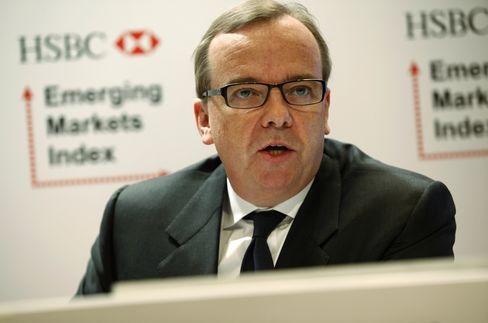 HSBC Chief Geoghegan Said to Step Down, Replaced by Gulliver