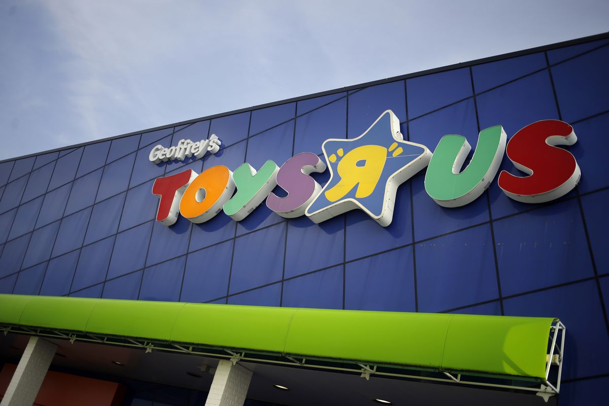 Toys 'R' Us Is Exploring Options for Its $2 Billion Asia Business