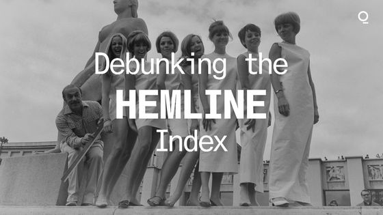 Debunking the Hemline Index