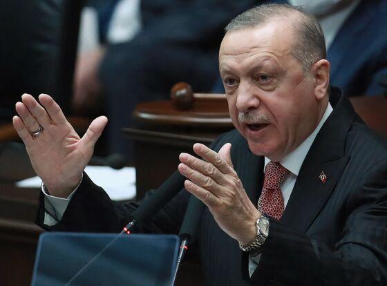 Erdogan Says Turkey Used $165 Billion of Reserves in 2 Years