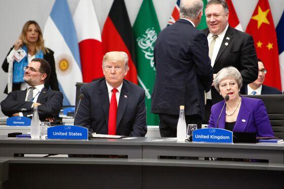 Trump's G-20 Scorecard: Victories on Trade, No Viral Moments